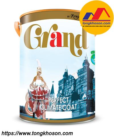 Sơn MyKolor Grand Perfect Climate Coat